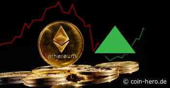 ETH Kurs stürzt um 4 % ab: Was kommt als Nächstes für Ethereum? - Coin-Hero