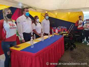 Alcaldía de Guacara y el Movimiento Somos Venezuela ejecutaron despliegue en base de misiones de Capeminfra - El Carabobeño