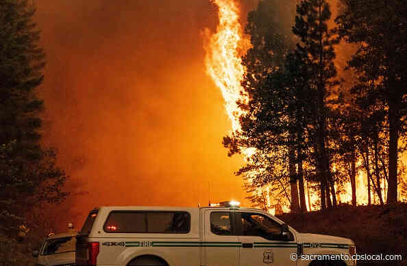 Back-And-Forth On Dixie Fire Progress Frustrating For Firefighters And Evacuees