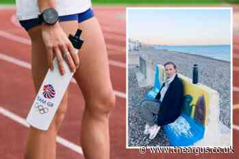 Olympics: Bottles used by Team GB in Tokyo made in Hove