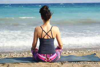 """Brighton and Hove """"yoga centre capital of UK"""", report claims"""