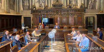 Viterbo, il sindaco incontra i rappresentanti di APEA AcquaRoVit - OnTuscia.it