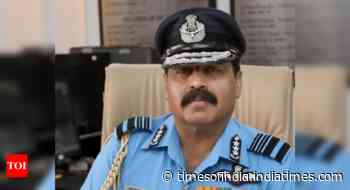 IAF chief in Israel to discuss enhancement of bilateral military ties