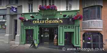 Hove teenager's attack in Molly Malone's in Brighton's West Street