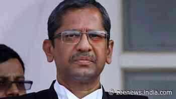 Krishna river water sharing: CJI NV Ramana recuses from hearing Andhra Pradesh's plea against Telangana
