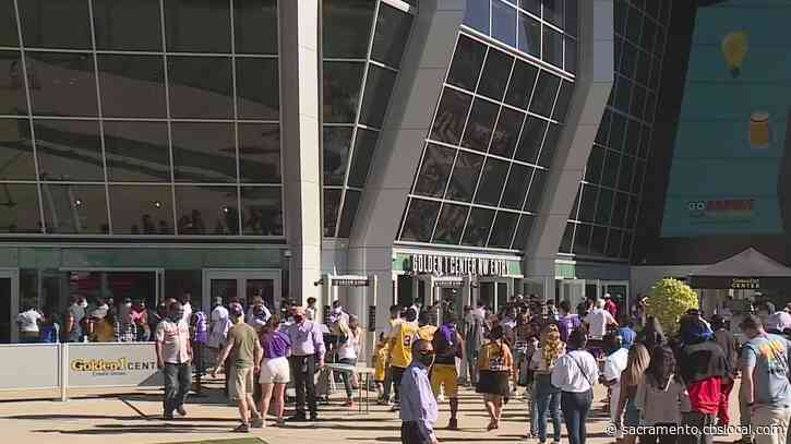 Fans Flock To Golden 1 Arena For California Classic Summer League Games