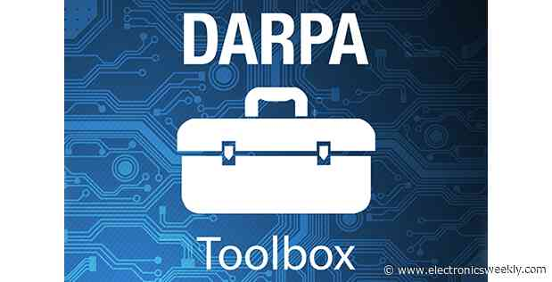 Intrinsic ID joins DARPA Toolbox Initiative.