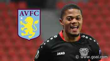 Aston Villa confirm signing of winger Bailey from Bayer Leverkusen in £30m deal amid Grealish exit talk