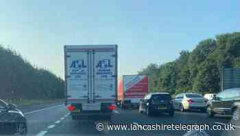 Two incidents in less than 12 hours cause traffic chaos on M61