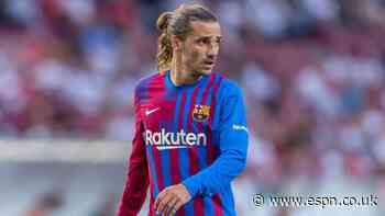 Barcelona issues include Messi and Griezmann sagas, defensive dilemma