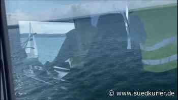 Konstanz/Meersburg: Trotz Vorfahrt der Fähre: Lodi-Schiffsführer verhindert zwischen Meersburg und Konstanz den Zusammenstoß mit einem Segelboot - SÜDKURIER Online