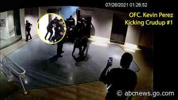 5 Miami Beach police officers face criminal charges in hotel beating of Black men - ABC News