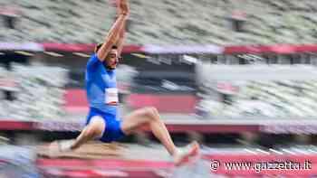 Randazzo 8° nel lungo, Hooper e Kaddari in semifinale nei 200 - La Gazzetta dello Sport