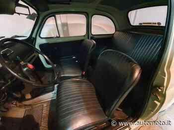 Vendo Fiat 500 L d'epoca a Randazzo, CT (codice 9400152) - Automoto.it