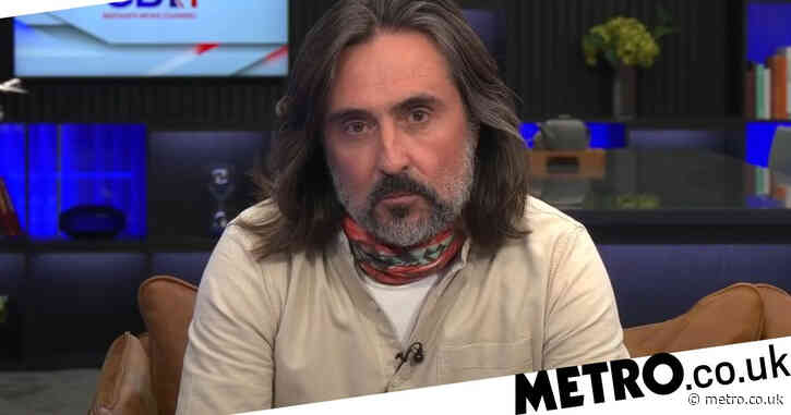 GB News' Neil Oliver faces backlash for 'cheerfully risking catching Covid in name of freedom' comments
