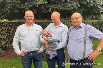 Mon is 71ste lid van familie Van Laer