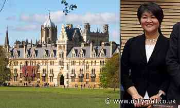 Taiwanese Oxford professor says she is constantly challenged by porters because of her skin colour