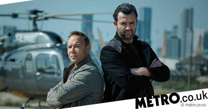 Code 404 series 2 trailer spells disaster for Stephen Graham and Daniel Mays as release date confirmed