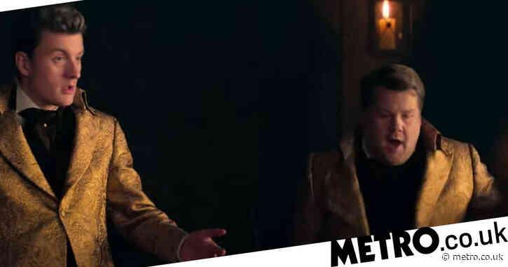 James Acaster is stirring a lot of feelings as he appears in Cinderella trailer alongside James Corden