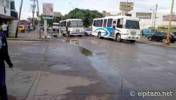 Aragua   Usuarios denuncian colapso de pavimento en vía principal de Maracay - El Pitazo