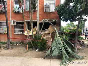 Tres personas heridas dejó una explosión por acumulación de gas doméstico en apartamento en Maracay - Crónica Uno