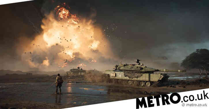 Battlefield 2042 technical playtest starts next week as PC requirements leak