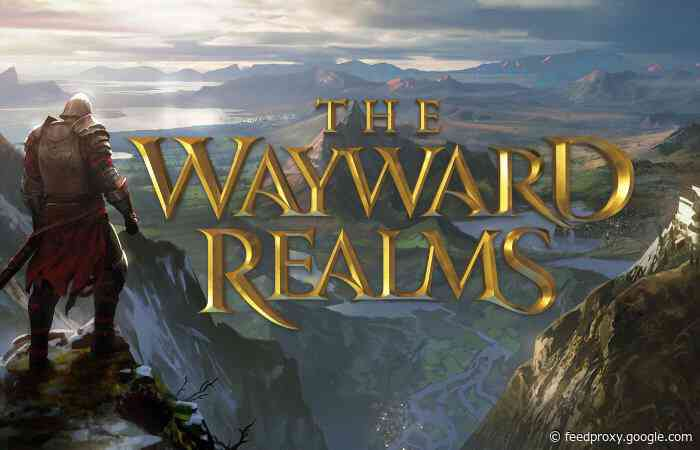 Wayward Realms open-world RPG unveiled by ex Elder Scrolls team