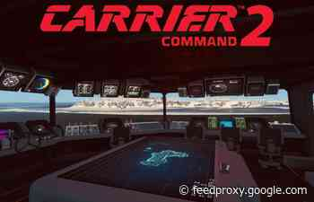 Carrier Command 2 VR launches August 10th