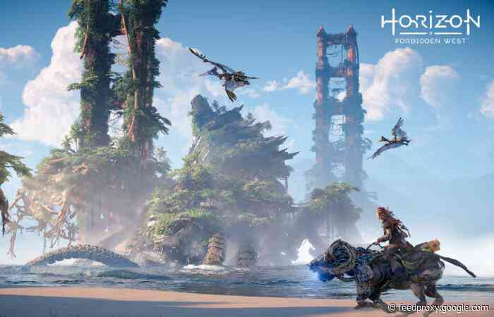 Horizon Forbidden West launch date delayed into Q1 2022