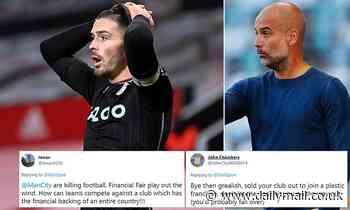 Jack Grealish: Devastated Aston Villa fans blast star with £100m Man City deal going through TODAY