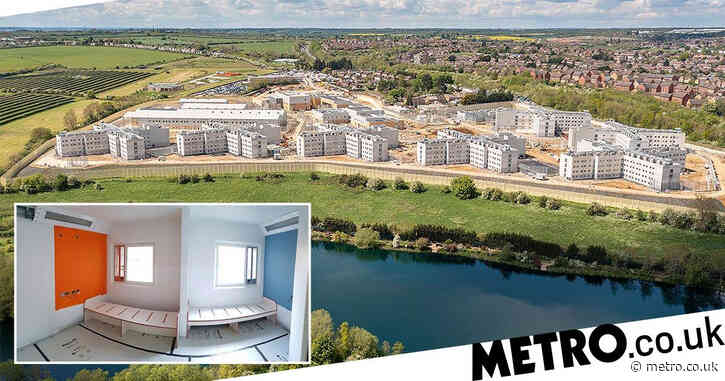 Huge new private mega-jail 'will change hundreds of thousands of lives if successful'