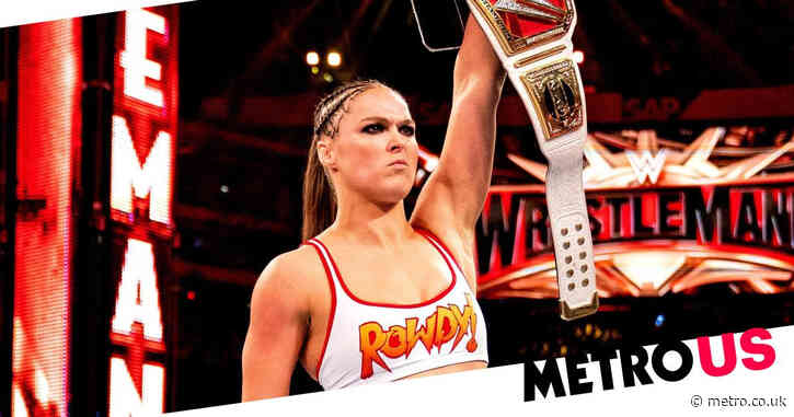 Ronda Rousey calls WWE fans 'ungrateful idiots' over 'hypocritical' reaction to Bray Wyatt exit