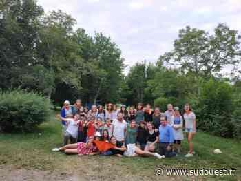 Saint-Jean-Pied-de-Port : les adolescents ont pris part à un camp pastoral - Sud Ouest