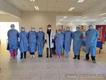 Villa de Merlo: el martes 150 adolescentes recibirán la vacuna Moderna - Infomerlo.com