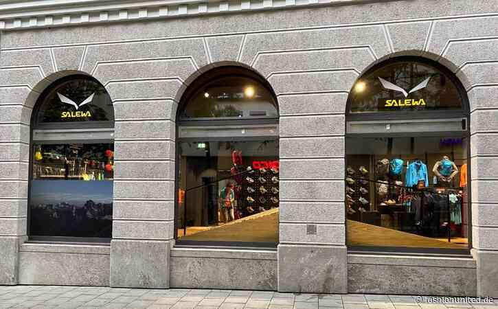 Salewa: Neueröffnung in München