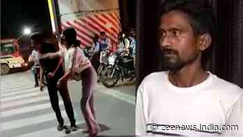 She broke my mobile, slapped me. Now I want my self-respect back: Lucknow cabbie who was beaten up by a woman