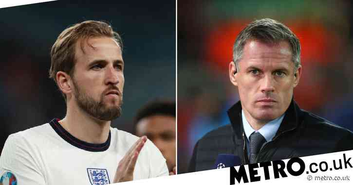 Jamie Carragher sends message to Harry Kane amid Tottenham stand-off