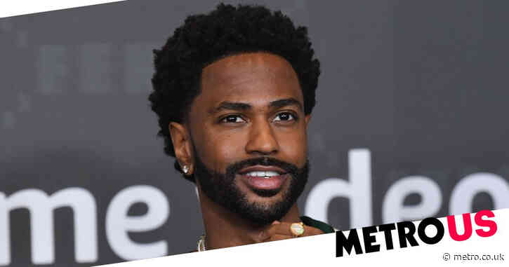 Big Sean insists he's grown 2 inches taller because size does matter apparently