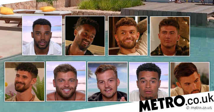 Love Island 2021: Who is your favourite boy in the villa? One Islander steams ahead of competition – but who has come last?
