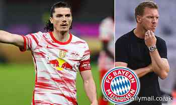 Marcel Sabitzer 'informs RB Leipzig he doesn't want renew his contract'