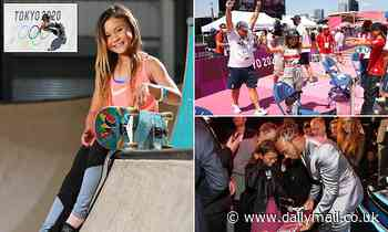 Team GB's skating supergirl Sky Brown, 13, is set earn MILLIONS more after snatching bronze in Tokyo