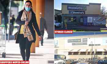 Coronavirus Australia: Woolworths shuts stores in Fairfield and Cecil Hills during Sydney outbreak