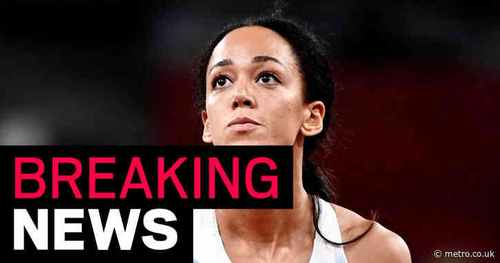 Katarina Johnson-Thompson out of the Olympic heptathlon after injury in 200m