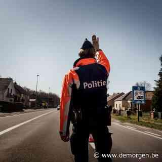 Nederland start zondag met coronacontroles aan Belgische grens