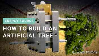 How to build an artificial tree