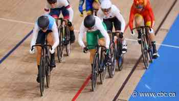 Canada's Mitchell, Genest advance to quarters of women's keirin in track cycling - CBC.ca