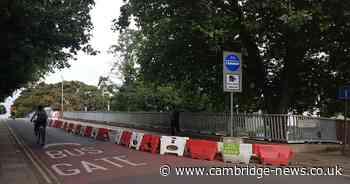 Cycling activists call to shut Mill Road Bridge again despite recent reopening - Cambridgeshire Live