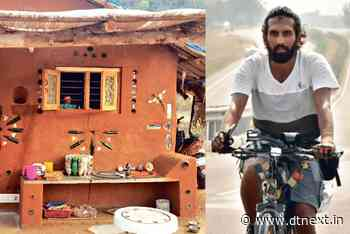 On a cycling tour of India to learn about micro cultures - DTNext
