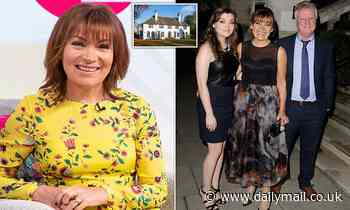 Lorraine Kelly worth more than £3.8m after tax tribunal judge agreed she was a 'theatrical artist'
