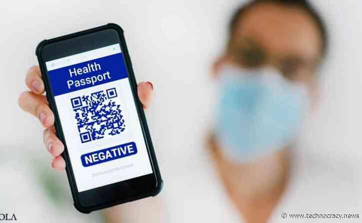 Digital Health Passports Are Trojan Horse For Cashless Society